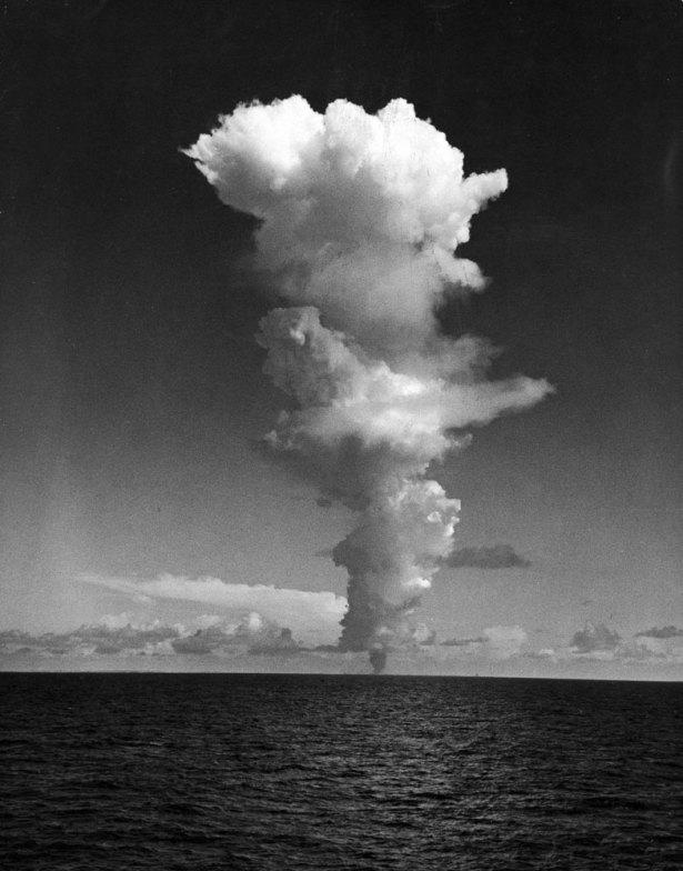 Are Bikini atoll nuclear tests